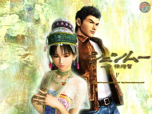 Wallpaper: Ryu und Shenhua 14917