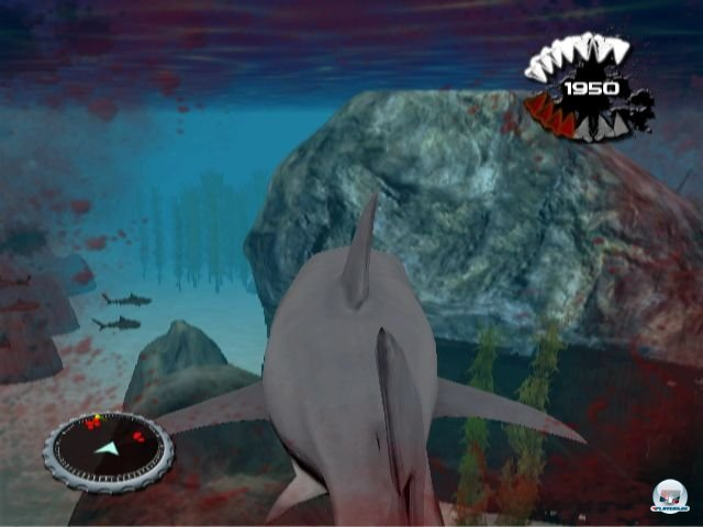 Screenshot - Jaws: Ultimate Predator (Wii)