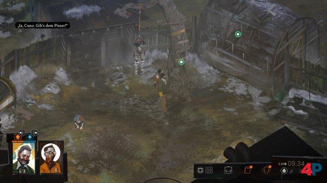 Screenshot - Disco Elysium (PlayStation5) 92638343