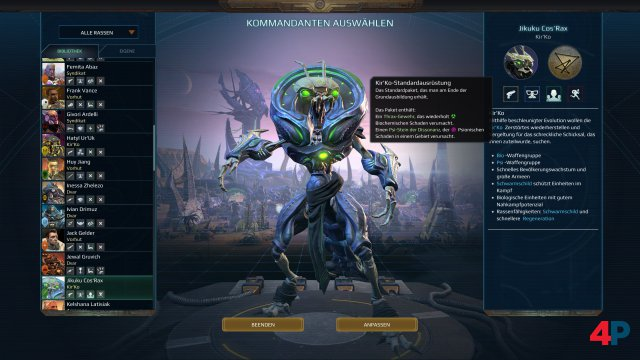 Screenshot - Age of Wonders: Planetfall (PC) 92593921
