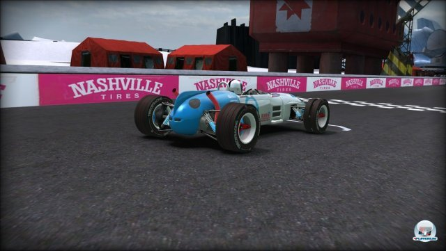 Screenshot - Victory: The Age of Racing (PC)