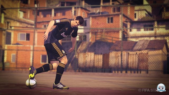 Screenshot - FIFA Street (360)