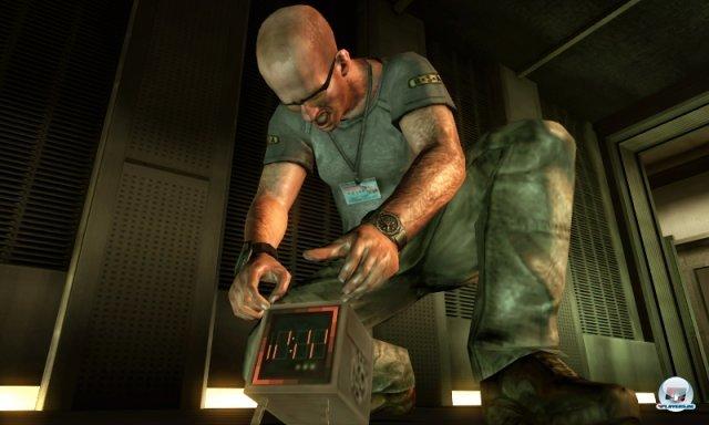 Screenshot - Resident Evil: Revelations (3DS) 2295737