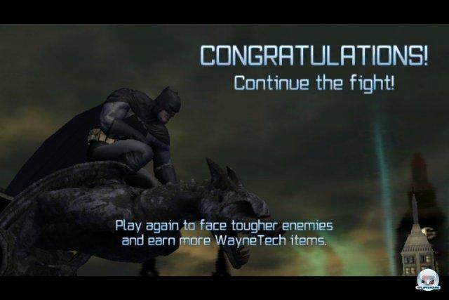 Screenshot - Batman: Arkham City Lockdown (iPhone) 2298522