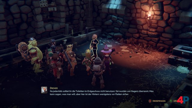 Screenshot - The Dungeon of Naheulbeuk: The Amulet of Chaos (PC) 92625754