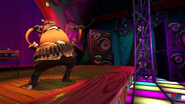 Screenshot - Psychonauts in the Rhombus of Ruin (PS4)