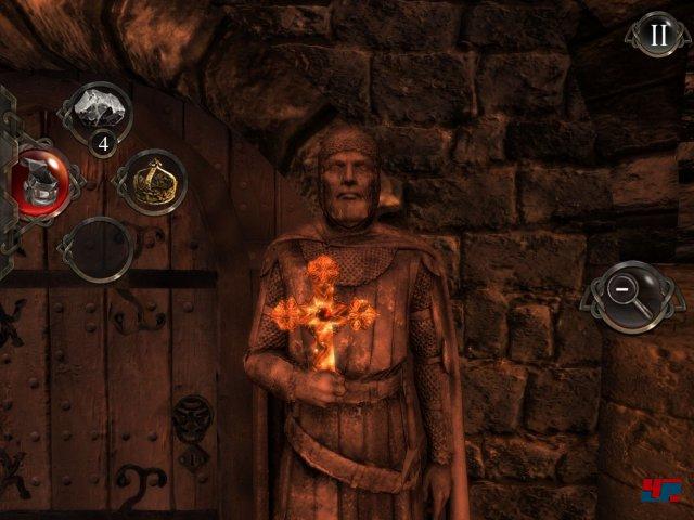 Screenshot - Hellraid: The Escape (iPad) 92486572