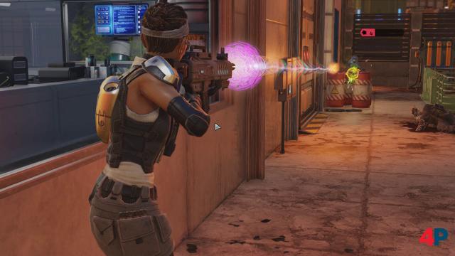 Screenshot - XCOM: Chimera Squad (PC)
