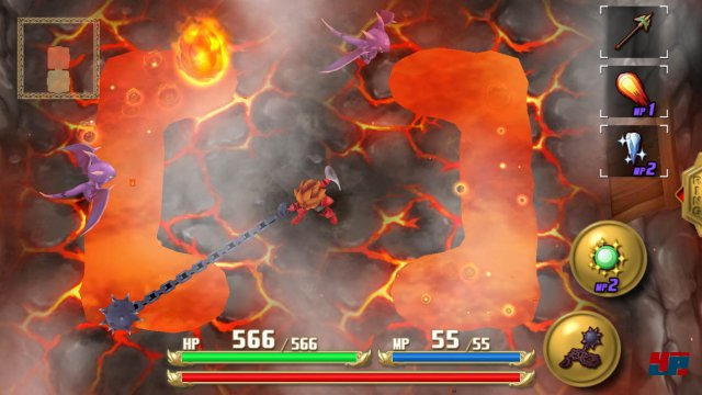 Screenshot - Adventures of Mana (Android) 92519765