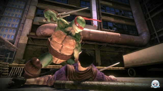 Screenshot - Teenage Mutant Ninja Turtles: Out of the Shadows (360) 92462266