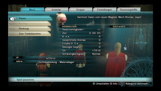 Screenshot - Final Fantasy Type-0 (PlayStation4) 92502626