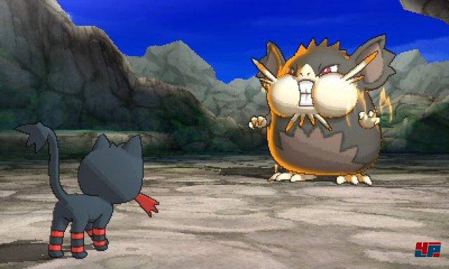 Screenshot - Pokémon Sonne & Mond (3DS) 92535039