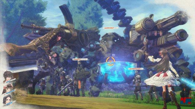 Screenshot - Valkyria: Azure Revolution (PlayStation4) 92516787