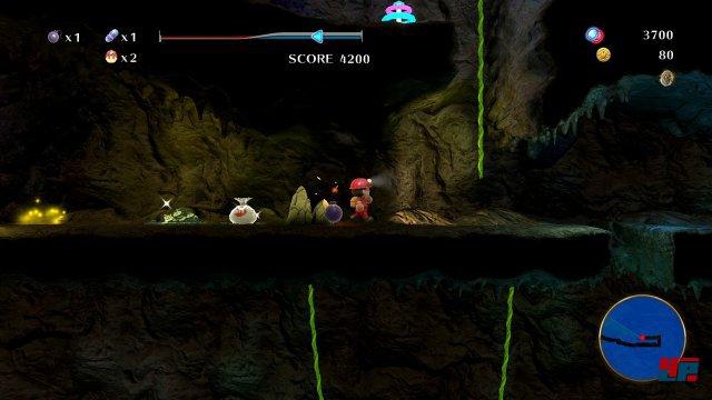 Screenshot - Spelunker Z (PlayStation4) 92499529