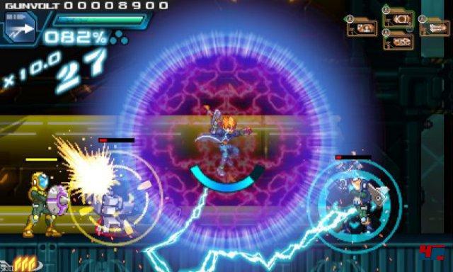 Screenshot - Azure Striker Gunvolt (Switch) 92546243