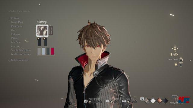 Screenshot - Code Vein (PC) 92558666