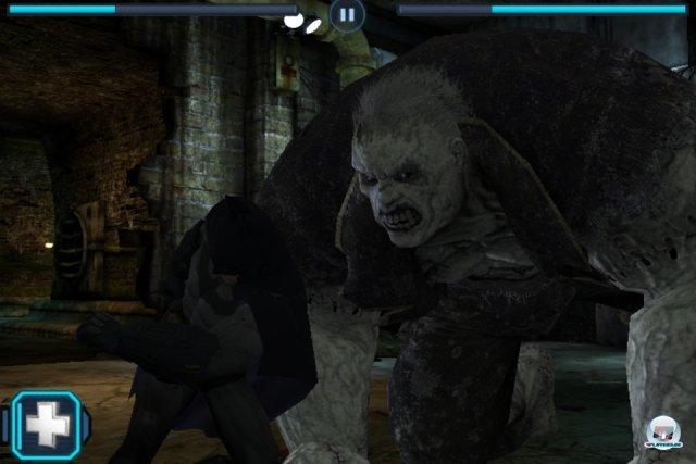 Screenshot - Batman: Arkham City Lockdown (iPhone) 2298397