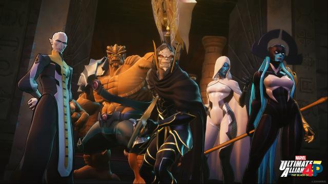 Screenshot - Marvel Ultimate Alliance 3: The Black Order (Switch) 92590036