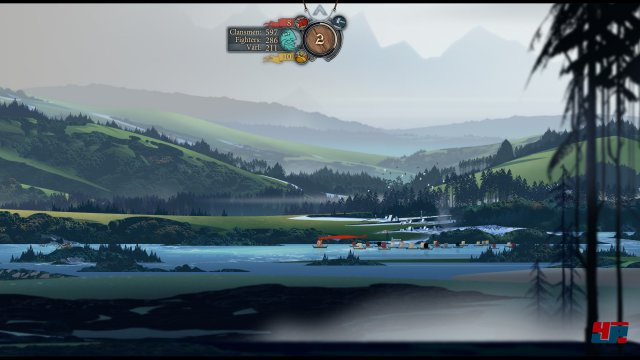 Screenshot - The Banner Saga 2 (PC) 92524968