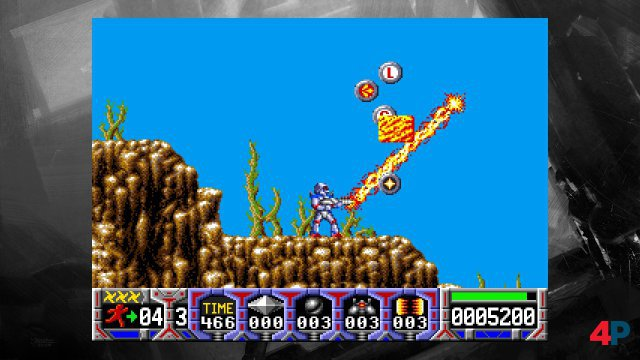 Screenshot - Turrican Flashback Collection (PS4, Switch) 92633632