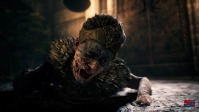 Screenshot - Hellblade: Senua's Sacrifice (Switch)