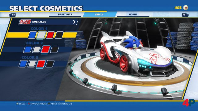 Screenshot - Team Sonic Racing (PC) 92589002