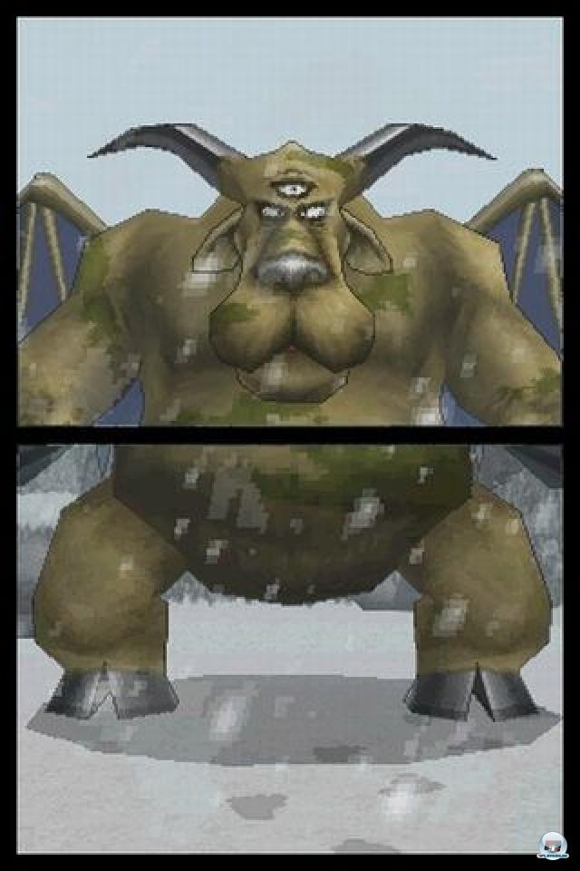 Screenshot - Dragon Quest Monsters: Joker 2 (NDS)