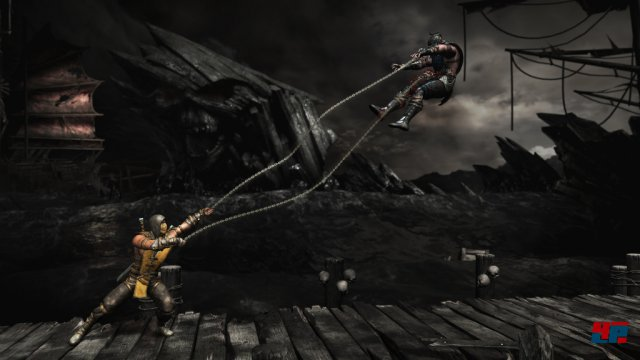 Screenshot - Mortal Kombat X (360) 92484426