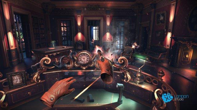Screenshot - The London Heist (PlayStation4) 92507939