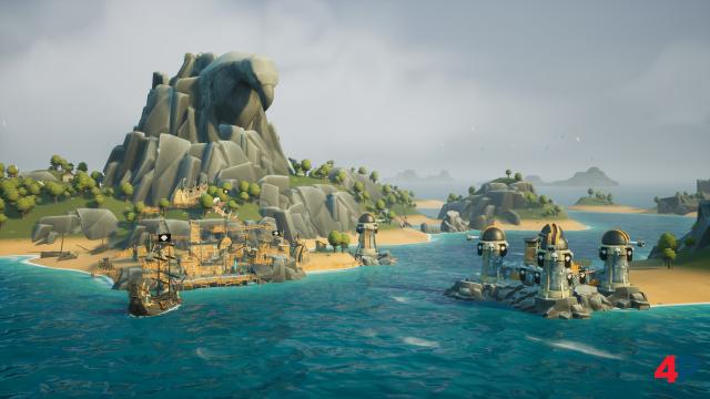 Screenshot - King of Seas (PC, PS4, Switch, One)
