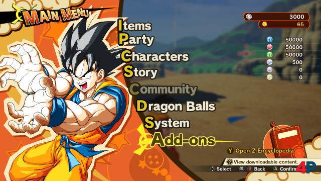 Screenshot - DragonBall Z: Kakarot (PC) 92608987