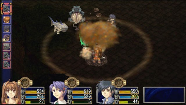 Screenshot - The Legend of Heroes: Trails in the Sky (PSP) 2290452