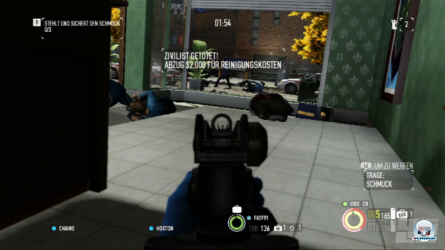 Screenshot - PayDay 2 (PlayStation3) 92466374