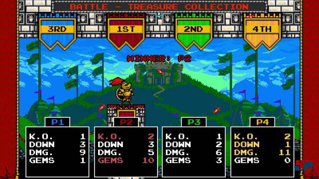 Screenshot - Shovel Knight (Linux) 92572930