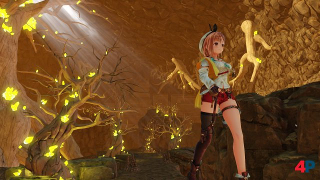 Screenshot - Atelier Ryza 2: Lost Legends & the Secret Fairy (PC, PS4, Switch)