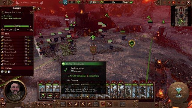 Die Korsaren schlagen sich als Hybrid-Einheit sowohl im Nahkampf als auch im Fernkampf wacker.
