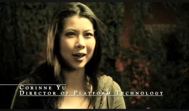 Corinne Yu, Programmiererin (u.a. Anachronox, Halo 4). 92457016