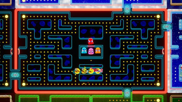 Screenshot - Pac-Man Mega Tunnel Battle (Stadia)