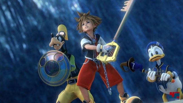 Screenshot - Kingdom Hearts HD 2.5 ReMIX (PlayStation3) 92491478