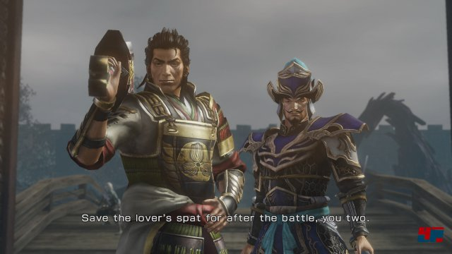 Screenshot - Warriors Orochi 3 Ultimate (PlayStation4) 92490088
