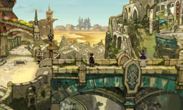Screenshot - Bravely Second: End Layer (3DS) 92520753