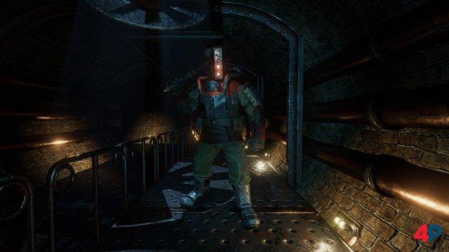 Screenshot - Vaporum: Lockdown (PC)