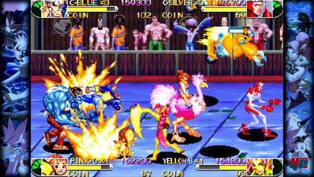 Screenshot - Capcom Beat 'Em Up Bundle (PC)