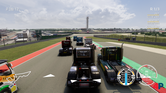 Screenshot - FIA European Truck Racing Championship (PC) 92592945