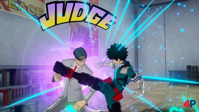 Screenshot - My Hero One's Justice 2 (PC)