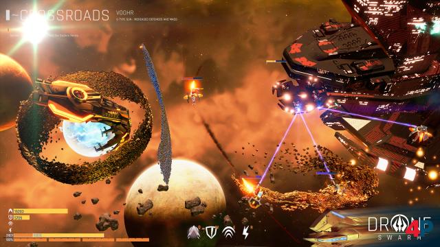 Screenshot - Drone Swarm (PC) 92616291