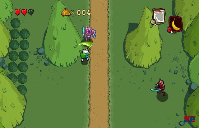 Screenshot - Adventure Time: Secret of the Nameless Kingdom (360) 92490364