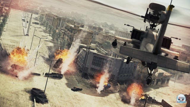 Screenshot - Ace Combat: Assault Horizon (360) 2221987