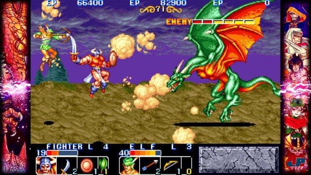 Screenshot - Capcom Beat 'Em Up Bundle (PC) 92573862