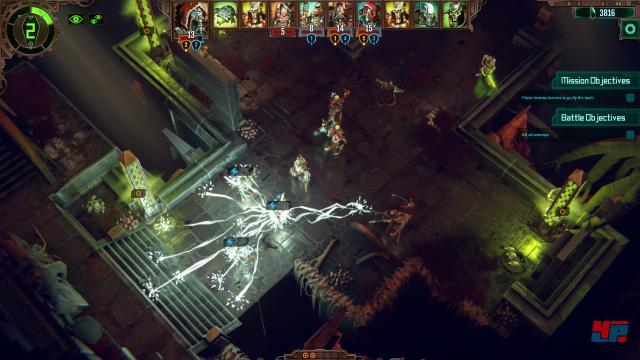 Screenshot - Warhammer 40.000: Mechanicus (Linux) 92579881